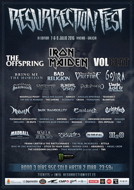 resurrection fest 2016