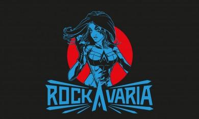 rockavaria - logo - 2016