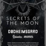 secrets of the moon - tour - 2016