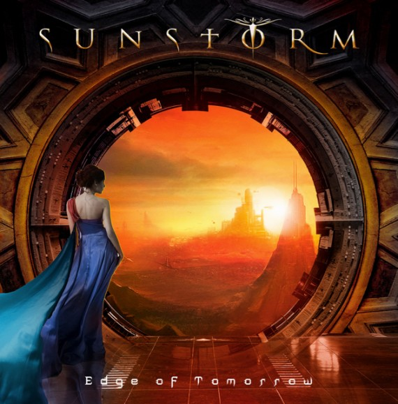 sunstorm - Edge Of Tomorrow - album - 2016