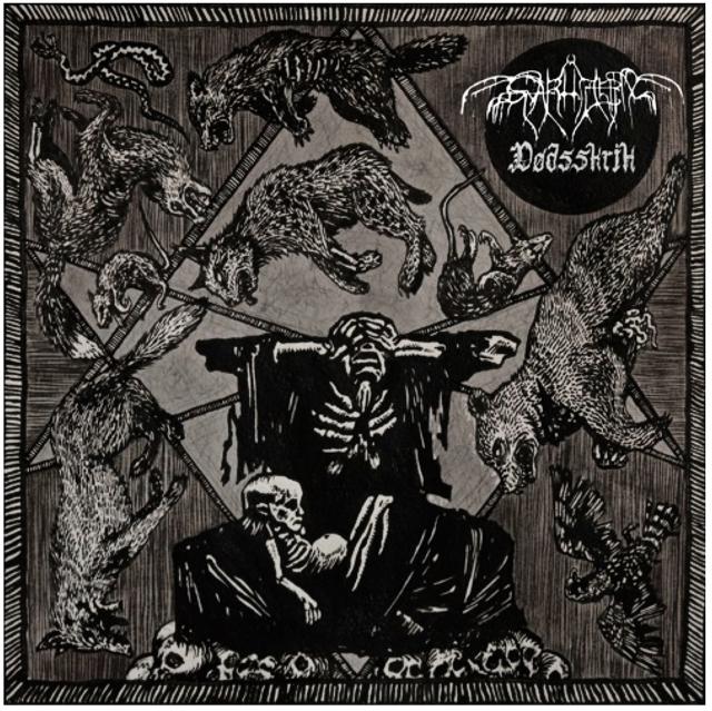 svarttjern - Dødsskrik - album - 2016