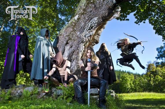 twilight force - band - 2016
