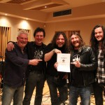 TYGERS OF PAN TANG: contratto con Mighty Music