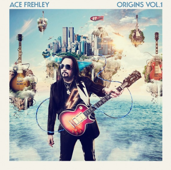 ACE FREHLEY - Origins Vol. 1 - album - 2016