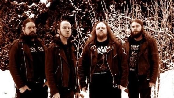 ENTRAILS - band - 2016