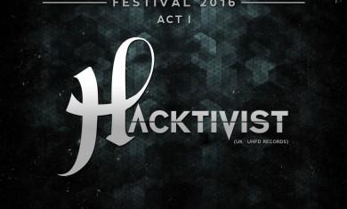 HACKTIVIST - tour - italia - locandina - 2016