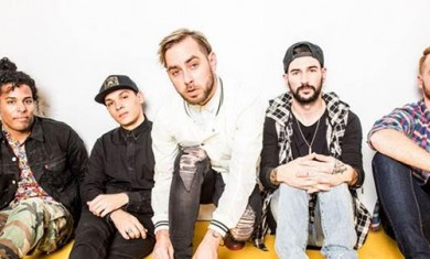 Issues - band - 2016