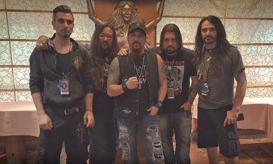 NOTURNALL - band - con MIKE ORLANDO (ADRENALINE MOB) - 2016
