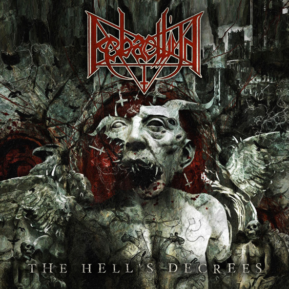 Rebaelliun - The Hell's Decrees - album - 2016