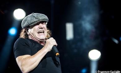 AC/DC - Brian Johnson live Imola, 2015