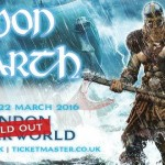 amon amarth - london 2016