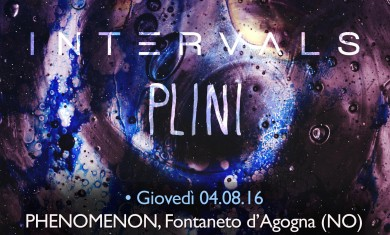 animals as leaders - date italiane 2016 locandina