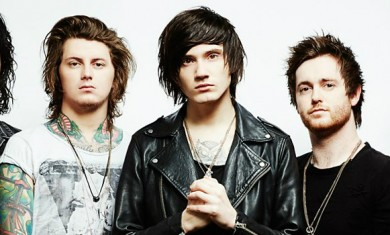 asking alexandria - band - 2016