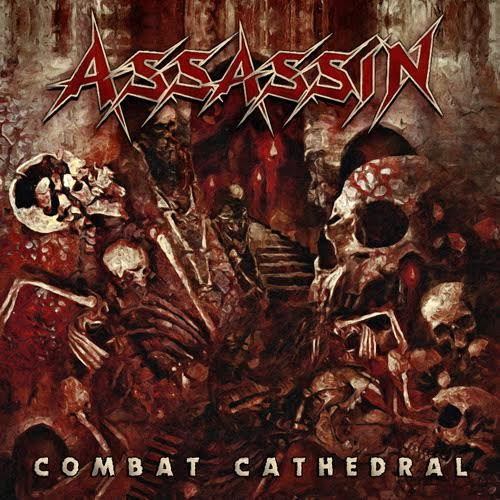 assassin - combat cathedral - 2016