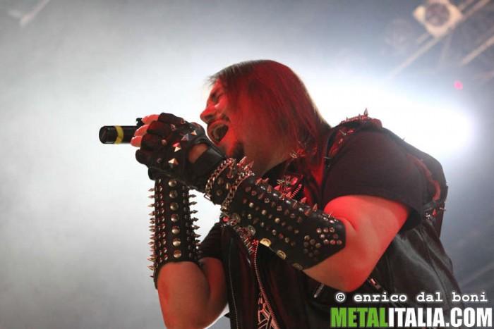 attacker - rock hard festival italia 2013