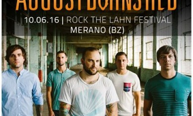 august burns red - merano - 2016