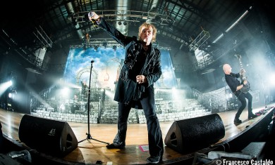 Tobias Sammet of Avantasia performs live at Alcatraz