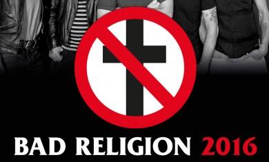 bad religion - date italia - 2016