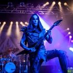 behemoth - nergal live trezzo - 2016