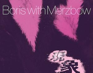 boris with merzbow - gensho - 2016