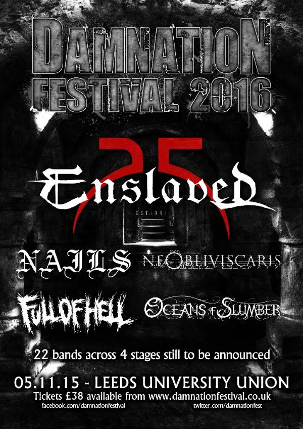 damnation festival - locandina v1 2016