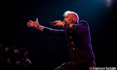 Dark Lunacy - Mike Lunacy live Metalitalia.com Festival 2015