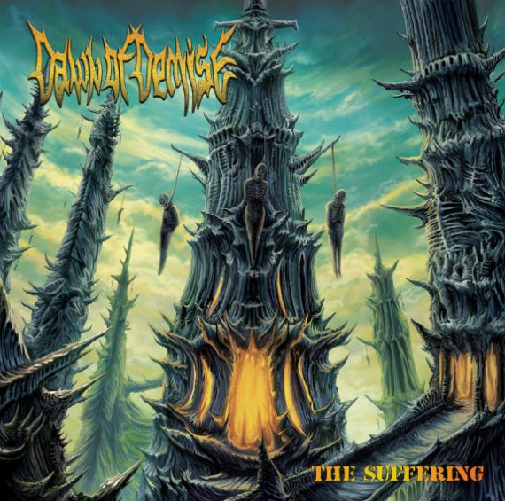 dawn of demise- the suffering - 2016