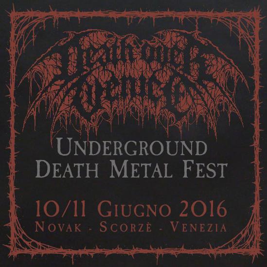 death over venice - locandina - 2016