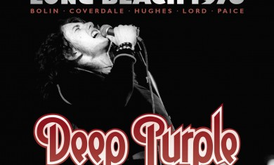 deep purple - Long Beach 1976 - 2016