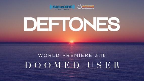 deftones - doomed user - 2016