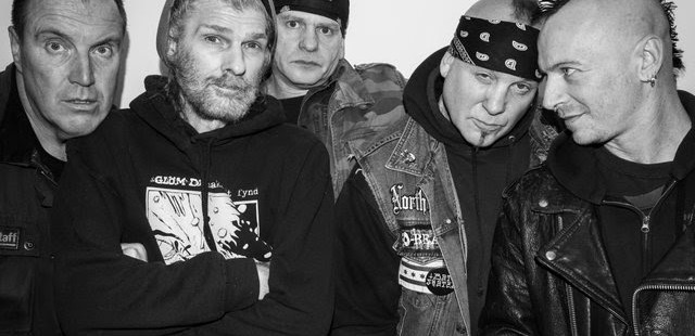discharge - band - 2016