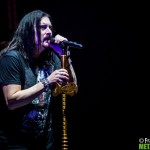 Dream Theater - James LaBrie - live Milano - 2016