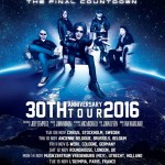 europe - the final countdown anniversary tour - 2016