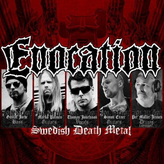 evocation - band - 2015