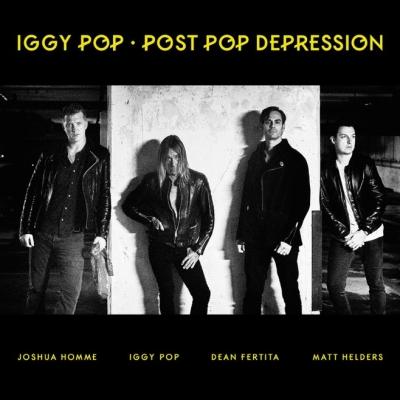 iggy pop - post pop depression - 2016