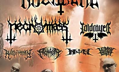 impaled nazarene - brescia - 2016
