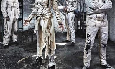 lacuna coil - parabiago - 2016