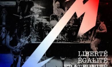 metallica - Liberté, Egalité, Fraternité, Metallica! - copertina - 2016