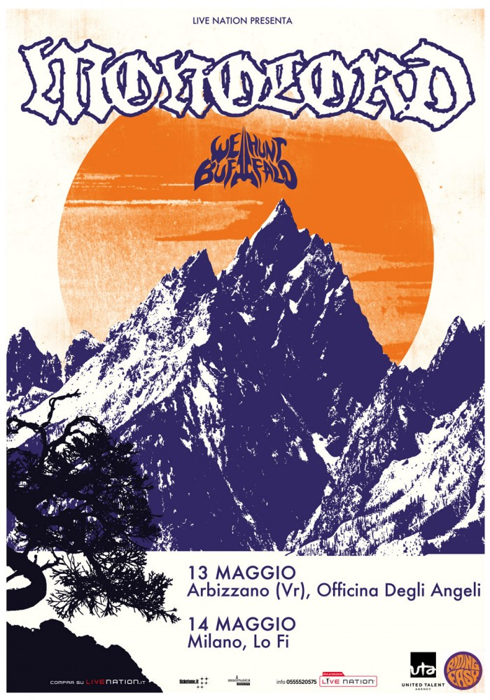 monolord - locandina - 2016