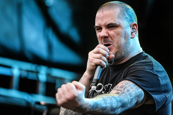 phil anselmo down - 2015