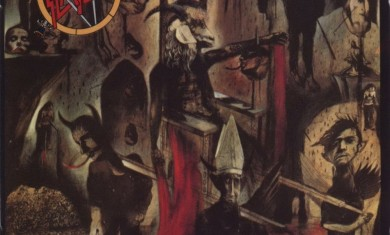 slayer - reign in blood - 1986