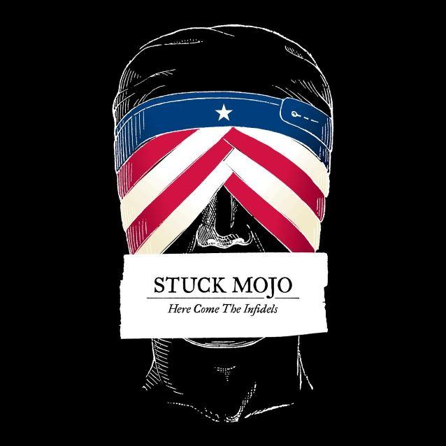 stuck mojo - Here Come The Infidels - album - 2016