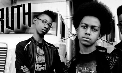 unlocking the truth - band - 2014
