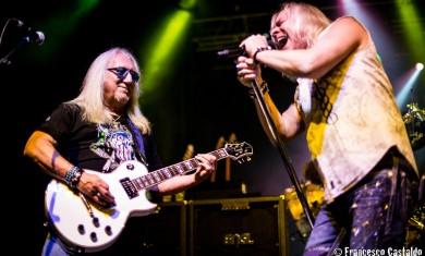 Uriah Heep live al Fabrique di Milano il 18 marzo 2016
