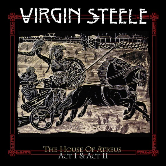 virgin steele - the house of atreus act 1 e 2 - 2016