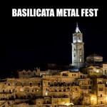 Basilicata Metal Fest - flyer - 2016