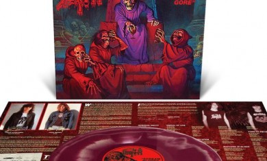 """DEATH - """"Scream Bloody Gore"""" - deluxe edition"""