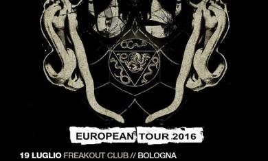 EYEHATEGOD - tour Italia - 2016