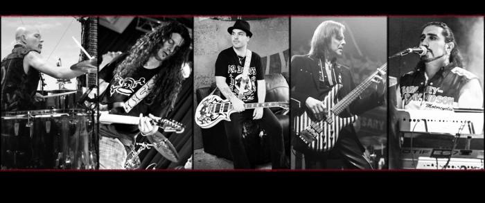 Faithsedge - band - 2016
