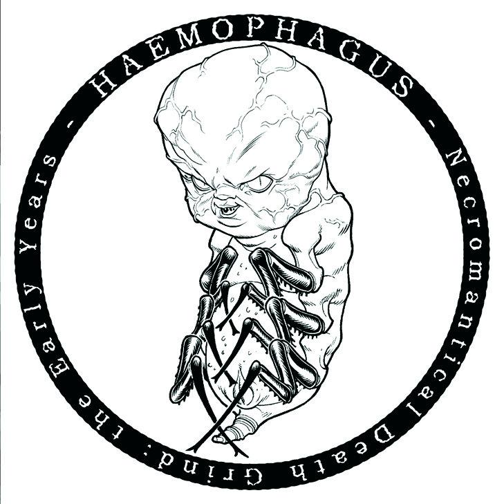 Haemophagus - Slaves To The Necromancer